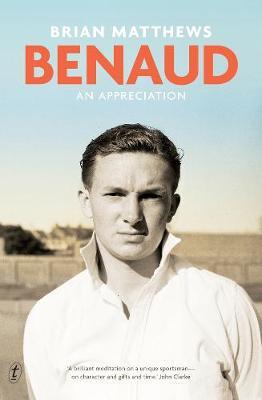 Benaud by Brian Matthews