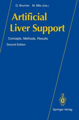 Artificial Liver Support by M. Mito