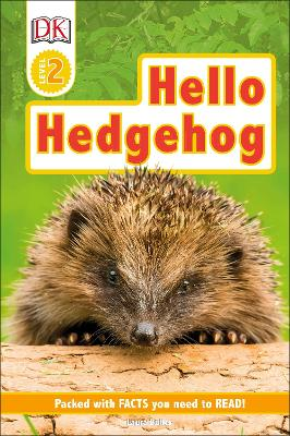 Hello Hedgehog by Laura Buller