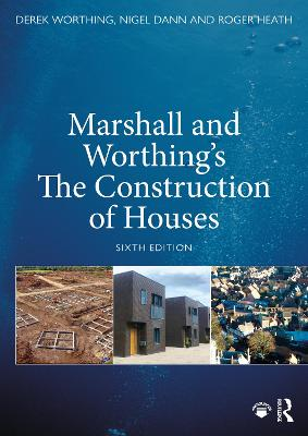 Marshall and Worthing's The Construction of Houses book