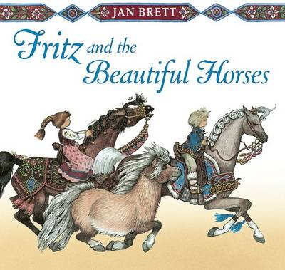 Fritz and the Beautiful Horses book