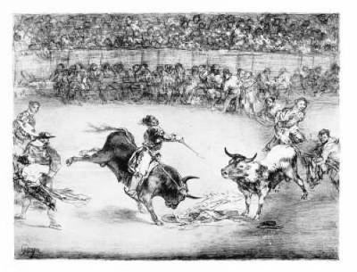 Great Goya Etchings by Francisco De Goya