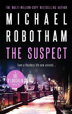 The Suspect book