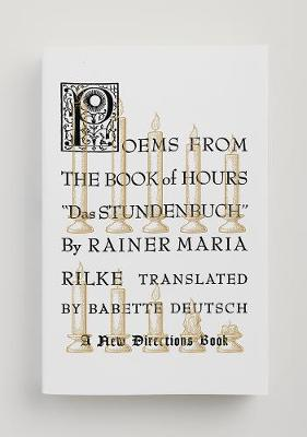Poems from the Book of Hours by Rainer Maria Rilke