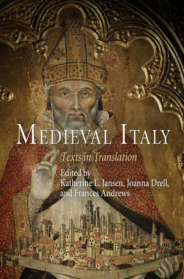 Medieval Italy by Joanna H. Drell