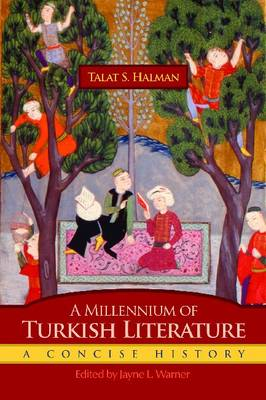 Millennium of Turkish Literature by Talat Sait Halman