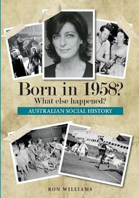 Born in 1958? book