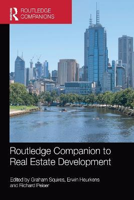 Routledge Companion to Real Estate Development book
