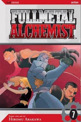 Fullmetal Alchemist, Vol. 7 book