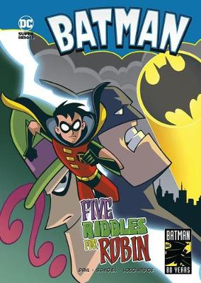 Five Riddles for Robin by Michael Dahl