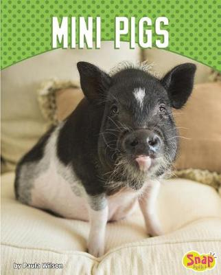 Mini Pigs by Paula M. Wilson