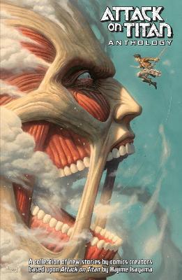 Attack On Titan Anthology book