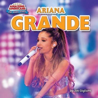 Ariana Grande by Jim Gigliotti