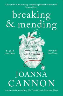 Breaking & Mending: A junior doctor's stories of compassion & burnout book