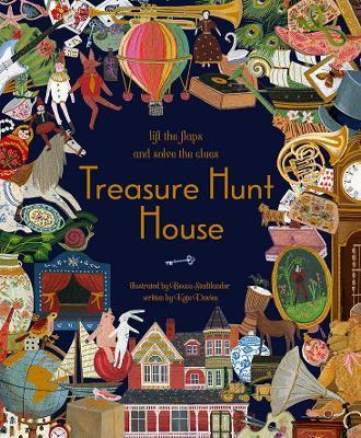 Treasure Hunt House by Becca Stadtlander