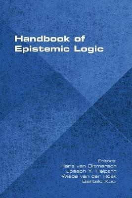 Handbook of Epistemic Logic by Joseph Y. Halpern