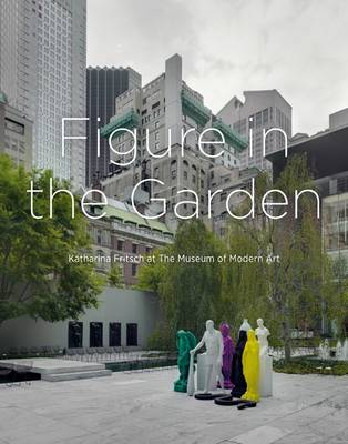 Figure in the Garden by Robert Fleck
