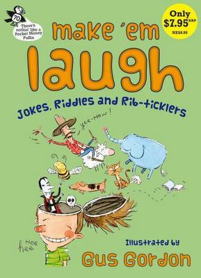 Make 'Em Laugh book