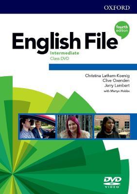 English File: Intermediate: Class DVDs by Christina Latham-Koenig