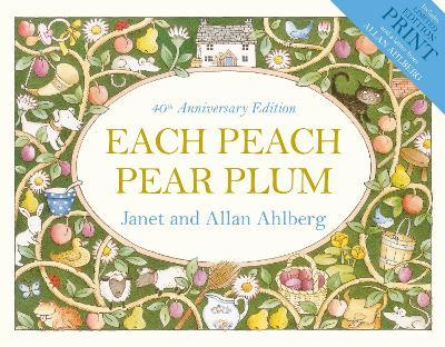 Each Peach Pear Plum book