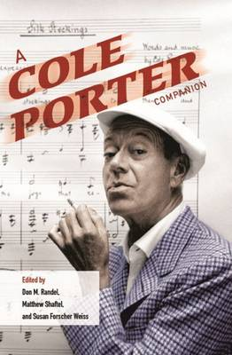 Cole Porter Companion by Don Michael Randel