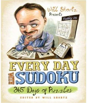 Every Day with Sudoku by Will Shortz