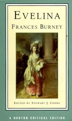 Evelina by Frances Burney
