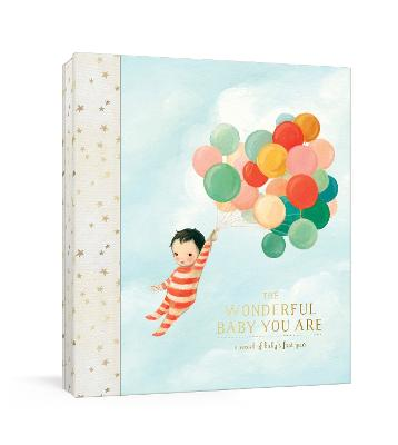 The Wonderful Baby You Are: A Record of Baby's First Year by Emily Winfield Martin