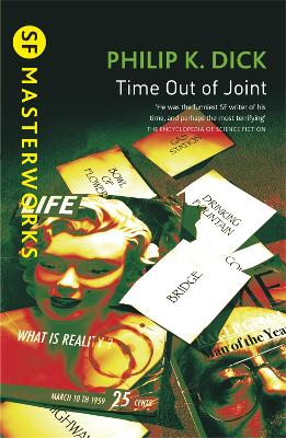 Time Out Of Joint book