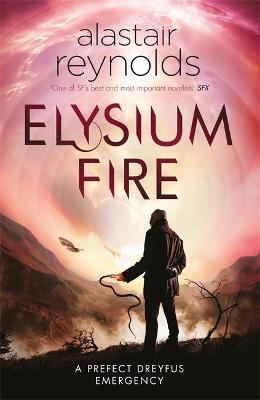 Elysium Fire book