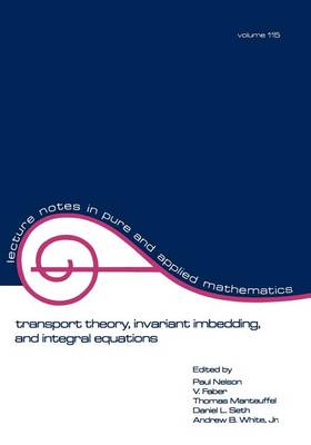 Transport Theory by Paul Nelson