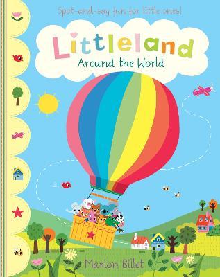 Littleland: Around the World book