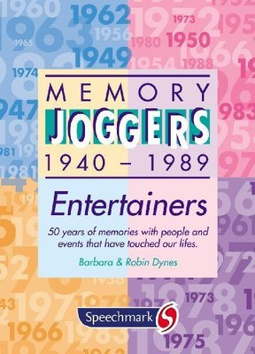Memory Joggers: Entertainers by Ian Franklin