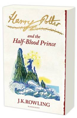 Harry Potter and the Half-Blood Prince by J K Rowling