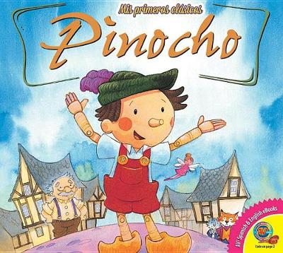 Pinocho (Pinocchio) by Arianna Candell