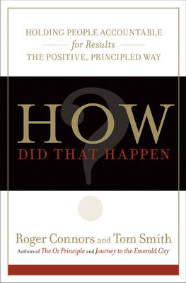 How Did That Happen? by Tom Smith