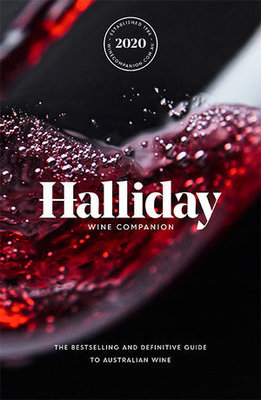 Halliday Wine Companion 2020: The bestselling and definitive guide to Australian wine book