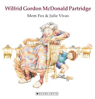 Wilfrid Gordon McDonald Partridge Big Book by Mem Fox