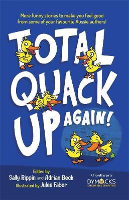 Total Quack Up Again! book