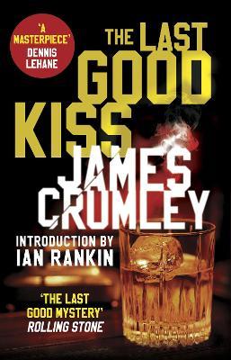 Last Good Kiss book