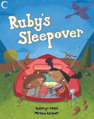 Ruby's Sleepover book