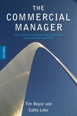 Commercial Manager by Tim Boyce
