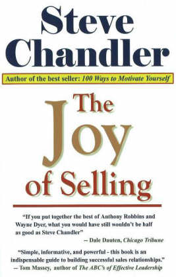 Joy of Selling book