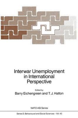 Interwar Unemployment in International Perspective by Barry J. Eichengreen