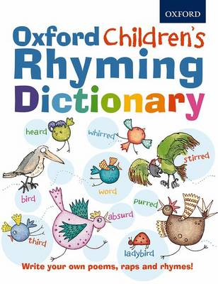 Oxford Children's Rhyming Dictionary by Oxford Dictionaries