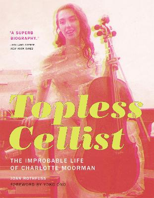 Topless Cellist book