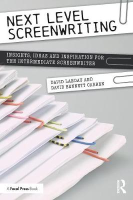 Next Level Screenwriting: Insights, Ideas and Inspiration for the Intermediate Screenwriter by David Landau