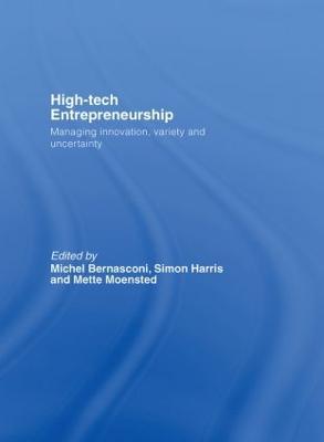 High-tech Entrepreneurship book