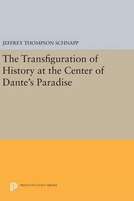 Transfiguration of History at the Center of Dante's Paradise by Jeffrey Thompson