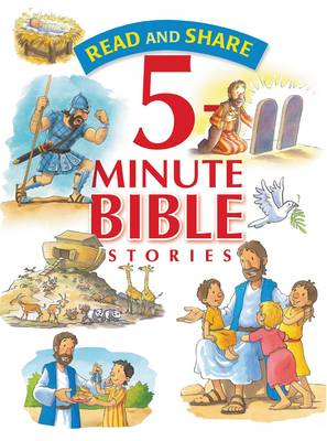 Read and Share 5-Minute Bible Stories by Gwen Ellis